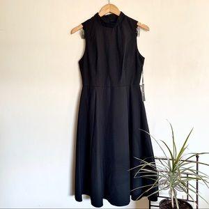 Lulus black A Line Sleeveless Dress